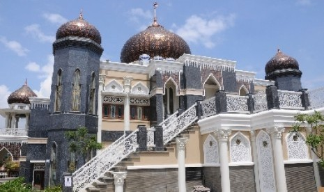 Masjid Harakatul Jannah.