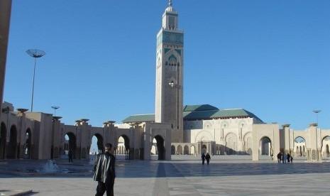 Masjid Hassan II Maroko, Laksana Istana Ratu Bilqis (3-habis)