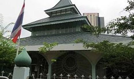 Masjid Jawa, Bangkok, Thailand