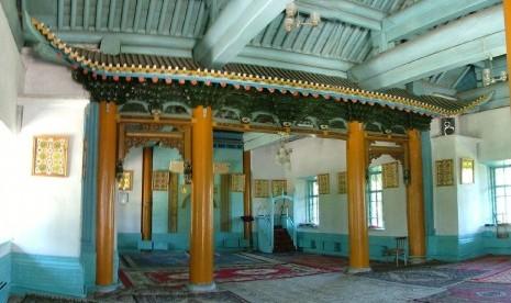 Masjid Karakol, Kirgistan