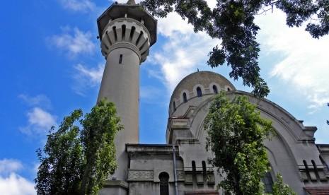 Masjid Karol I, Rumania