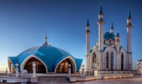 Masjid Kul Sharif, Gaya Renaisans Awal dan Ottoman (1)