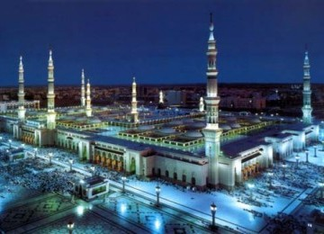 Inilah Tempat yang Istimewa di Masjid Nabawi