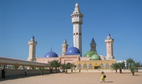 Masjid Raya Touba, Senegal