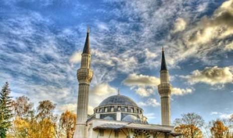 Masjid Sehitlik di kota Berlin