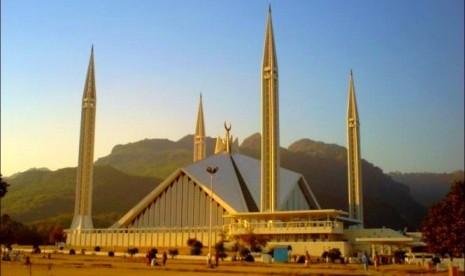 Masjid Shah Faisal di Islamabad