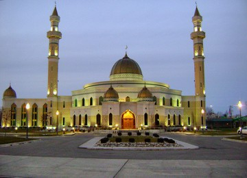 Masjid di Michigan, Amerika Serikat
