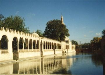 Masjid Halil, Urfa, Turki