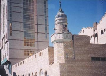Masjid jin, tempat berimannya para jin?