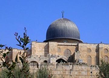Masjidil Aqsha, dimanipulasi Yahudi dengan Kubah Shakhrah.