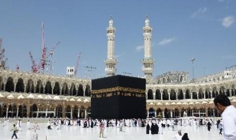 Masjidil Haram, Makkah, Arab Saudi.