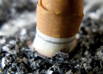 matikan rokok