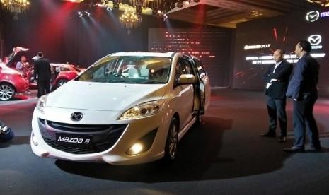 Eurokars Hadirkan Lima Produk Baru Mazda
