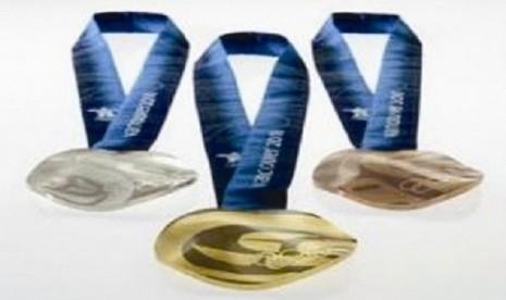 Medali Olimpiade (ilustrasi)