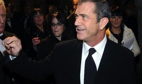 Tolak Film Bergenre Yahudi, Mel Gibson Dituding Anti-Semit