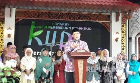Menag Tutup Kongres Ulama Perempuan Indonesia
