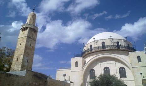 Umar bin Khottob Memasuki Yerusalem