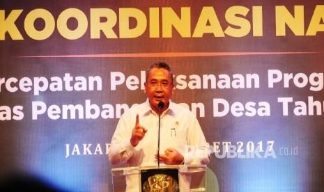 Menteri PDTT: Dana Desa Naik Lagi Tahun 2018