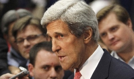 Menlu AS John Kerry