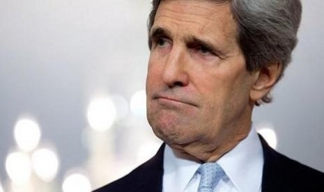 Menlu AS, John Kerry