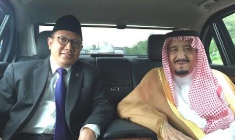 Eksklusif, Penasaran Sosok Raja Salman Lebih Dekat? Ini Tiga Kesan Menag