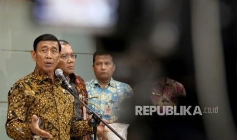 Wiranto Sebut Kesamaan Bom Kampung Melayu dan Manchester Inggris