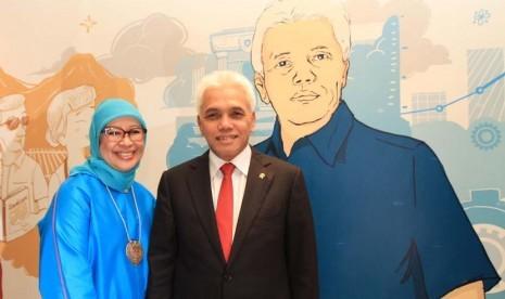 Menteri Koordinator Perekonomian, Hatta Rajasa.