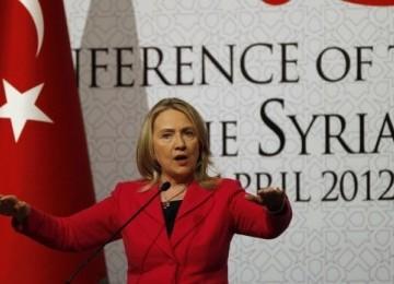 AS Geram dengan Pemboman Suriah ke Turki