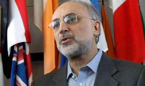 Menteri Luar Negeri Iran Ali Akbar Salehi.