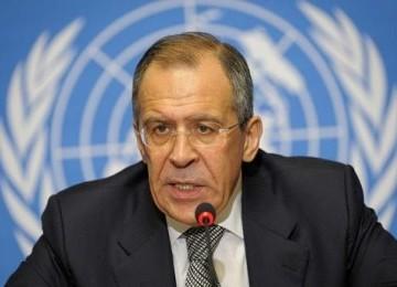 Menteri Luar Negeri Rusia, Sergei Lavrov
