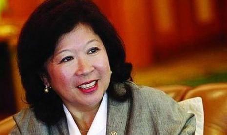 Menteri Pariwisata dan Ekonomi Kreatif, Marie Elka Pangestu