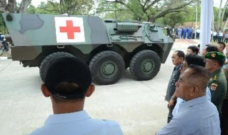 ryamizard bangga kekuatan pertahanan indonesia nomor 12
