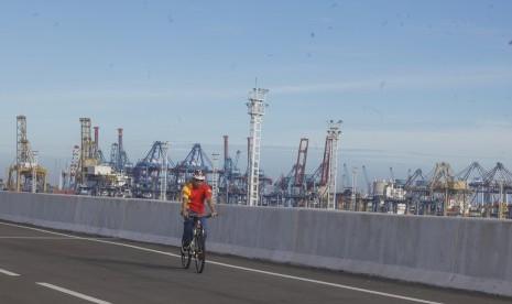 Tol Akses Tanjung Priok Lengkapi Kawasan Sentra Timur Superblok