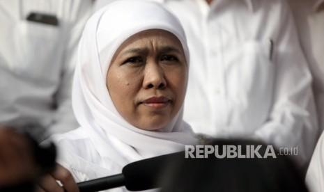 Mensos Hadiri Peringatan Hari Kartini di Rembang