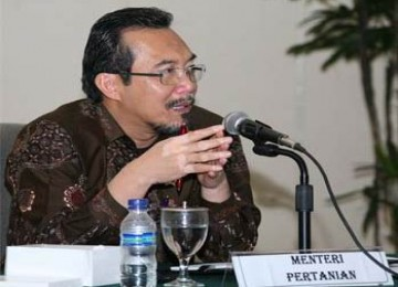 Menteri Pertanian Malaysia