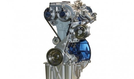 Mesin Ford EcoBoost 1.0