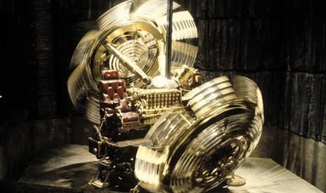 Mesin waktu (Ilustrasi)