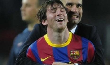 Guardiola: Butuh 600 Tahun untuk Pecahkan Rekor Messi