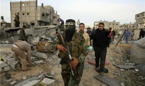 Puluhan Ribu Relawan Basij Siap Dikirim ke Gaza
