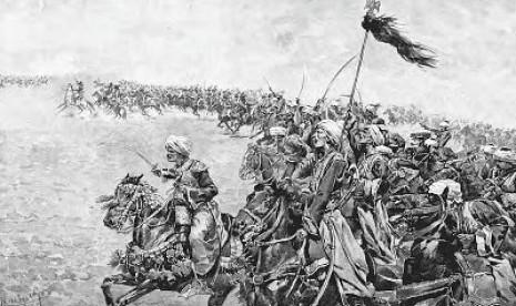 Dinasti Mamluk, Militer Pertama Kekhalifahan Islam (2)