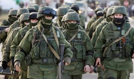 Militer Rusia (ilustrasi)