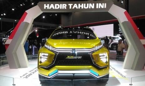 Konsep LMPV Mitsubishi Jadi Primadona IIMS 2017