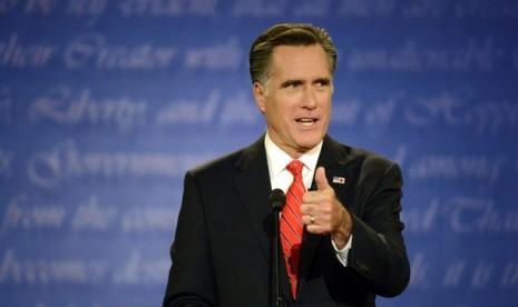 Romney akan Pulihkan Kemesraan AS-Israel