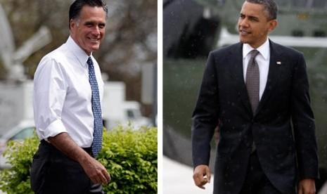 Mitt Romney-Obama