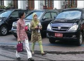 Mobil dinas
