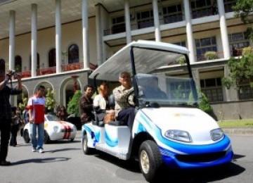 Mobil Listrik UGM