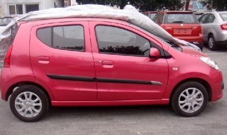 Mobil murah (ilustrasi)