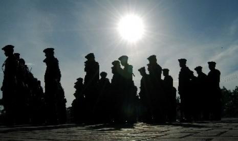 Mobile Brigade (Brimob) unit