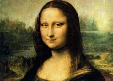 Ada Simbol Angka di Mata Mona Lisa, Apa Maksudnya?