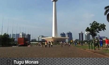 Ini Rute Bus Tingkat di Jakarta